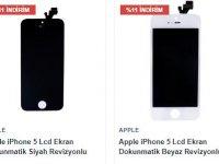 İphone 5 Ekran Fiyatı Orjinal