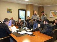 Hesko Hattı'yla ilgili kamuoyuna bilgilendirme toplantısı