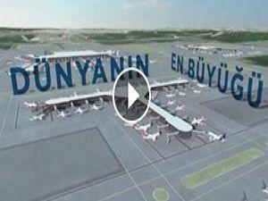 3. Havalimanı böyle olacak