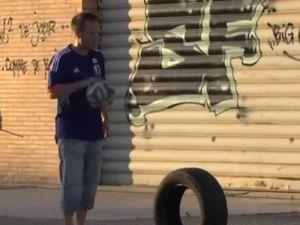 Remi Gaillard, 2014 Dünya Kupası için hazırladığı video