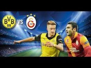 Borussia Dortmun 4 - 1 Galatasaray Maç Özeti