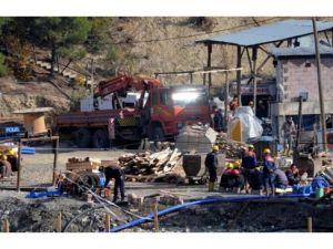 Karaman Maden Faciasında Dokuzuncu Gün...Umutlar Tükeniyor