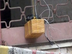 Gülsuyu'nda Bomba Süsü Verilmiş Paket Paniği