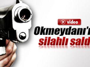 İstanbul Okmeydanı'nda Silahlı Saldırı: 2 Yaralı