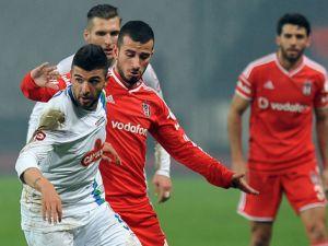 Beşiktaş Evinde, Çaykur Rizespor'a Yenildi