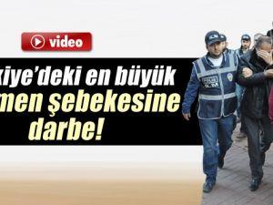 Türkiye'deki En Büyük Uluslararası Göçme Şebekesine Darbe