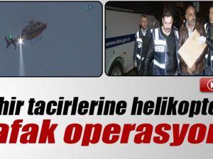 Esenlerde Narkotik Operasyonu:13 Gözaltı