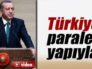 Erdoğan: Türkiye Paralel Yapıyla Olan Mücadelesini Kazandı