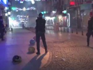 İstanbul ve Ankara'da İzinsiz Gösterilere Polis Müdahalesi