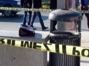 Metro Girişine Bırakılan Boş Çanta Polisi Alarma Geçirdi