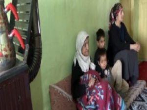 9 Nüfuslu Kılıç Ailesi Ölümle Burun Buruna Yaşıyor
