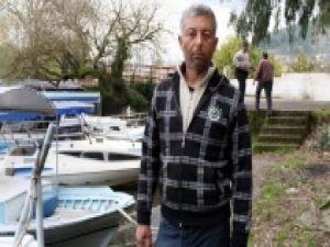 Denizde Mahsur Kalan Türk Balıkçıları Yunan Botu Kurtardı