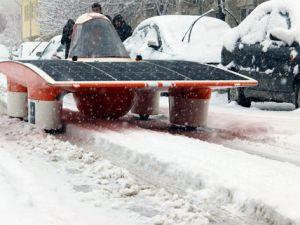 Sunatolia 2 Hem Açık Havada Hem Karda Çalışıyor