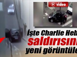 Charlie Hebdo Saldırısının Yeni Görüntüleri Ortaya Çıktı