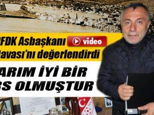 PFDK Eski Asbaşkanı Kazmaz, Şike Davasını Değerlendirdi