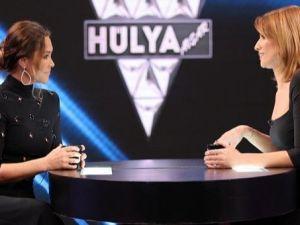Hülya Avşar'ın seks sorusu Esra Erol'u kızdırdı