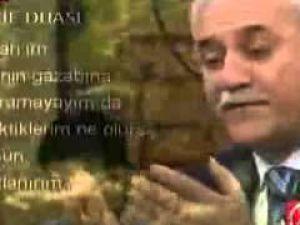 Nihat Hatipoğlu'nun Mevlit kandili duası