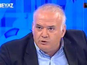 Ahmet Çakar stüdyoyu terk etti